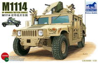 American M1114 Up-Armored Tactical Vehicle