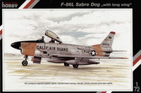 F-86L Sabre Dog with long wings - Image 1