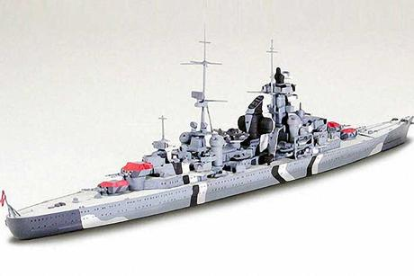 German Heavy Cruiser Prinz Eugen - Image 1