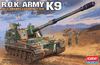 R.O.K. ARMY K9 Self-propelled howitzer