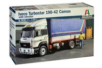 Iveco Turbostar190-42 Canvas with elevator - Image 1