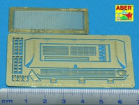 T-34 grille cover (DRA) - Image 1
