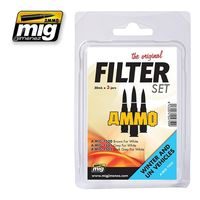 A.MIG 7450 Filter Set for Winter and UN