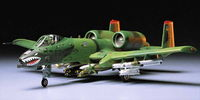 Fairchild Republic A10A Thunderbolt II - Image 1