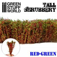 Tall Shrubbery - Red Green - Image 1