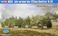 M3A1 Late Version Tow 122mm Howitzer M-30 - Image 1